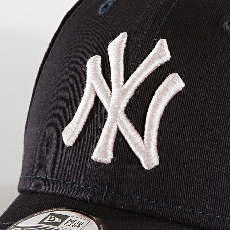 New Era - Casquette Enfant 9Forty League Essential 12119004 New York Yankees Bleu Marine