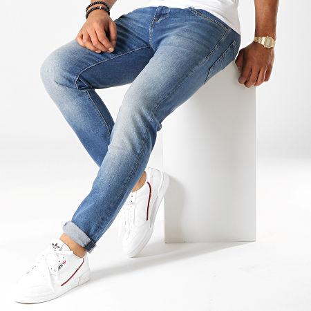 Pepe Jeans - Jean Slim Hatch Bleu Denim