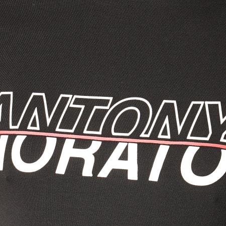 Antony Morato - Tee Shirt Abbigliamento MMKS01610 Noir