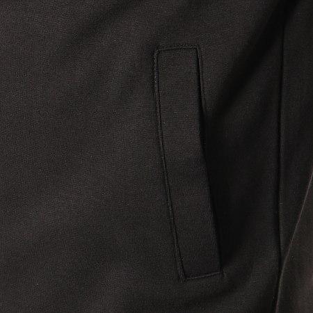 Antony Morato - Veste Zippée Logo Basic MMFL0526 Noir