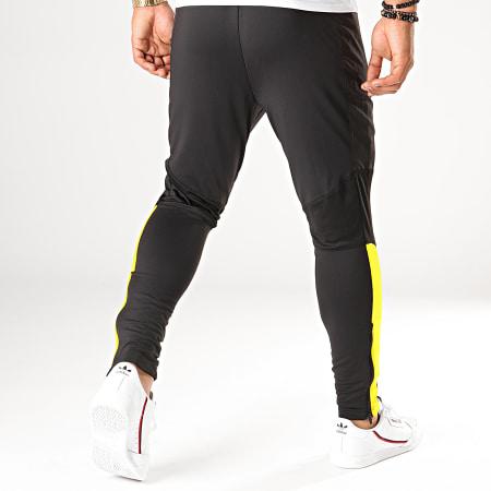Puma - Pantalon Jogging Borussia Dortmund 755767 Noir Jaune