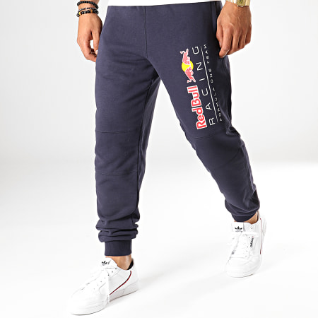 Puma - Pantalon Jogging Red Bull Racing 595175 Bleu Marine
