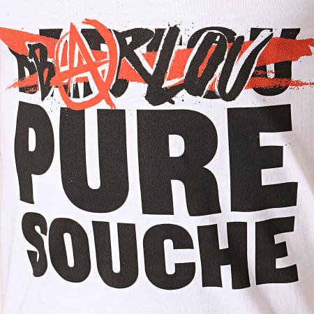 Seth Gueko - Débardeur Barlou Pure Souche Blanc