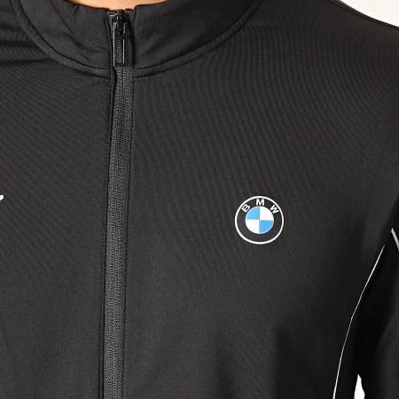 Puma - Veste De Sport Zippée BMW Motorsport 595474 Noir