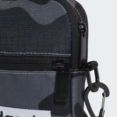 adidas - Sacoche Cmo Festival EI8968 Noir Camouflage