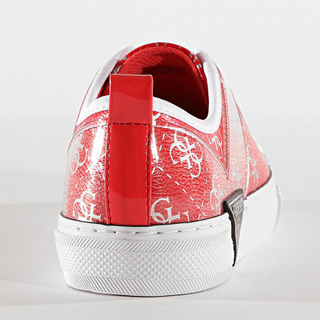 Guess - Baskets Femme FL8GONFAL12 Red