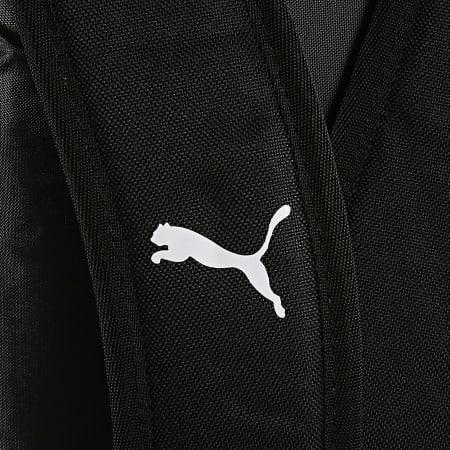 Puma - Sac A Dos OM Pro Training II Noir Bleu Ciel