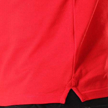 Superdry - Polo Manches Courtes Classic Lite Micro Sports M1100003A Rouge Bleu Marine Blanc