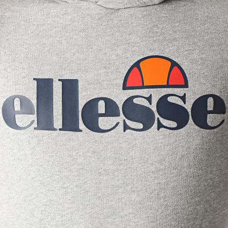 Ellesse - Sweat Capuche Gottero SHC07407 Gris Chiné