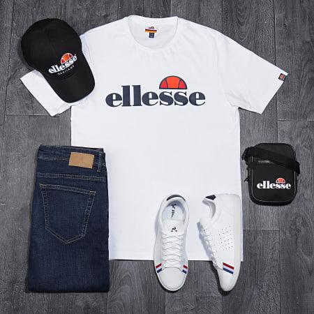 Ellesse - Tee Shirt Prado SHC07405 Blanc