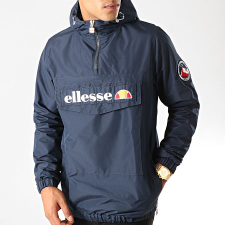 Ellesse - Coupe-Vent Col Zippé Mont 2 Oh SHS06040 Bleu Marine