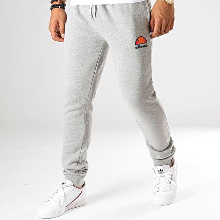 Ellesse - Pantalon Jogging Ovest SHS01763 Gris Chiné