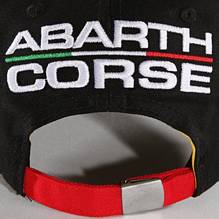 Abarth - Casquette Abarth Corse ABCAP10 Noir Rouge