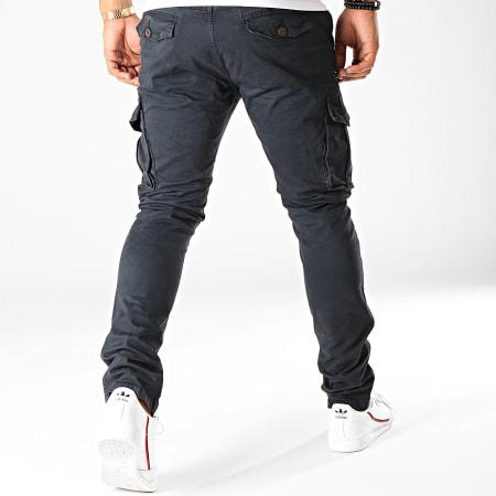 MTX - Pantalon Chino 77282 Bleu Marine