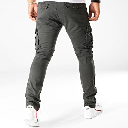 MTX - Pantalon Chino 77282 Gris Anthracite