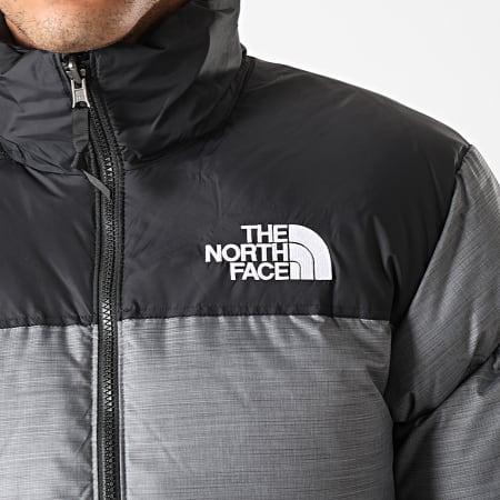 The North Face - Doudoune 1996 Retro Nuptse 3C8D Gris Chiné
