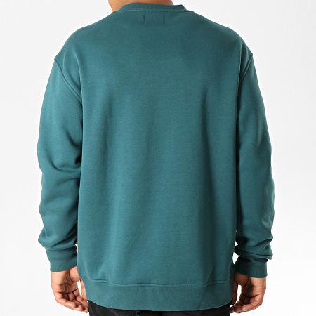 Tommy Hilfiger Jeans - Sweat Crewneck Classics 4469 Vert Sapin