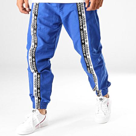 adidas Pantalon Jogging A Bandes Vocal ED7143 Bleu Roi