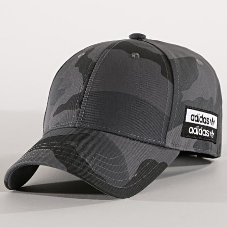 adidas - Casquette Camo Baseball EH4067 Gris Camouflage