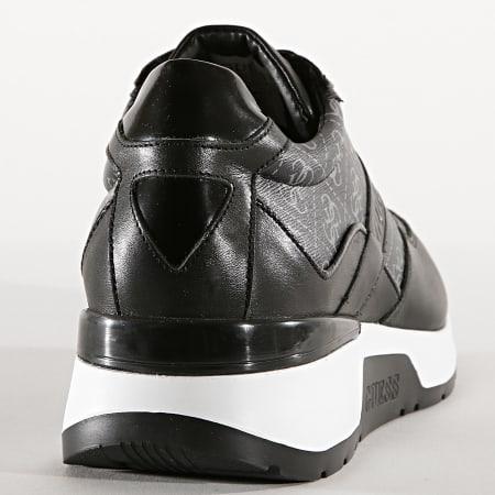 Guess - Baskets FM8MARFAL12 Black Grey