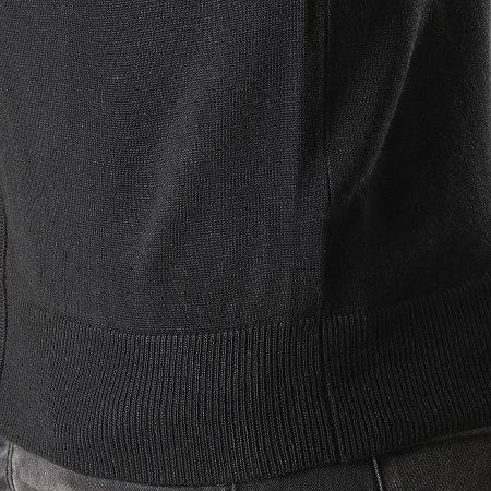 MTX - Gilet Zippé HL8859 Noir