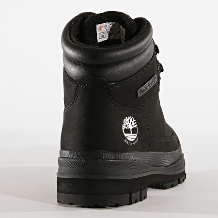 Timberland - Boots Field Trekker A1YWV Black Nubuck