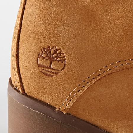 Timberland - Boots Femme Allington 6 Inch A1HLS Wheat Nubuck