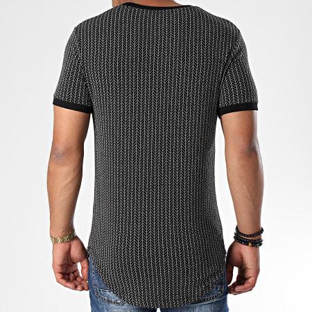 Uniplay - Tee Shirt Oversize UY424 Noir