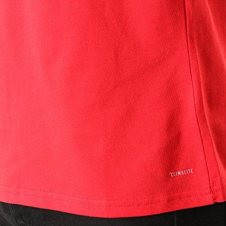 adidas - Tee Shirt De Sport A Bandes Arsenal FC EH5709 Rouge