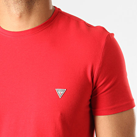 Guess - Tee Shirt M94I24-J1300 Rouge