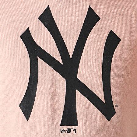 New Era - Sweat Capuche MLB Seasonal Team Logo New York Yankees 12033508 Rose