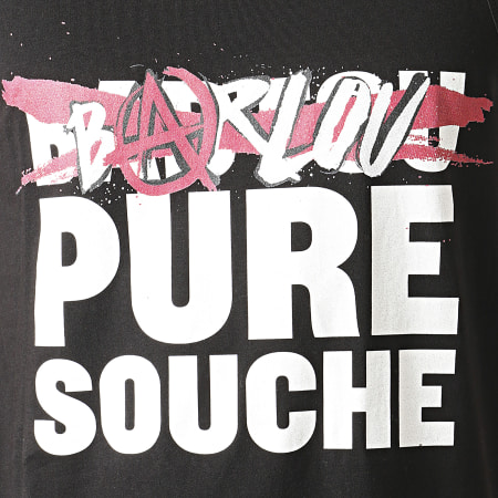 Seth Gueko - Débardeur Barlou Pure Souche Noir