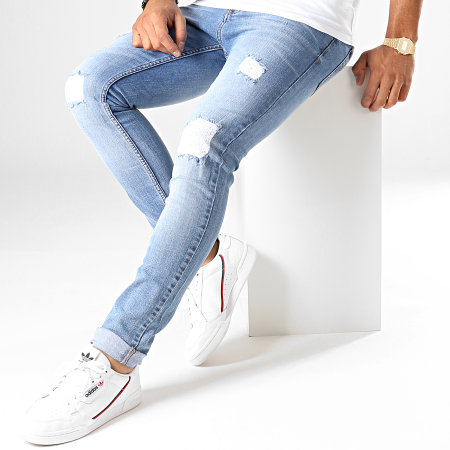 Classic Series - Jean Slim 4428 Bleu Denim