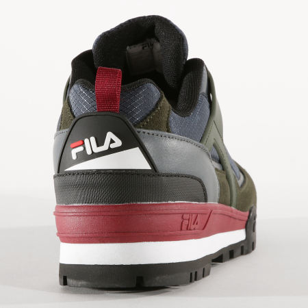 Fila Baskets Trailstep Low 1010706 Fila Navy Kaki