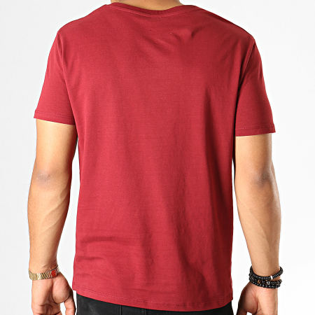 Fast And Furious - Tee Shirt Fast And Furious Bordeaux