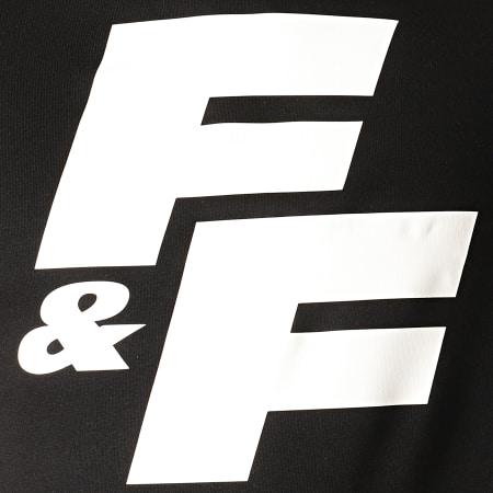 Fast And Furious - Sweat Capuche F&F Noir
