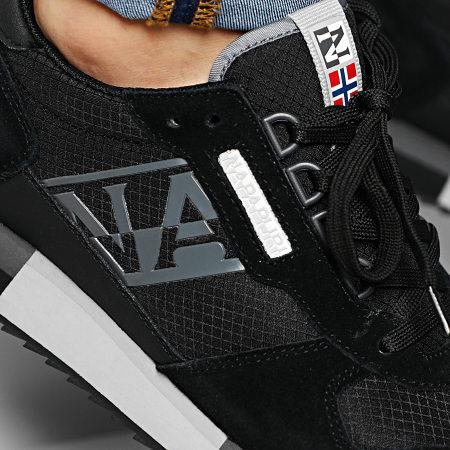 Napapijri - Baskets Virtus NA4DWF Rip Black
