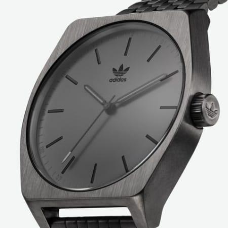 adidas - Montre Process M1 Z02680 All Gunmetal Black