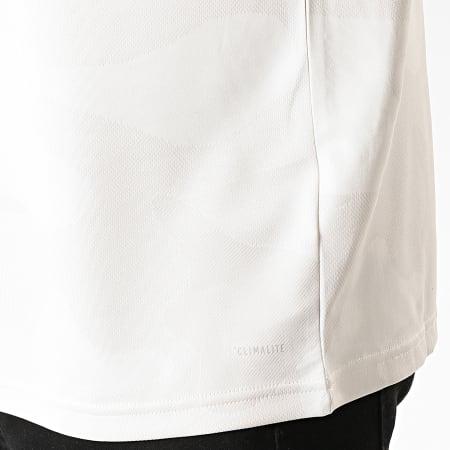 adidas - Tee Shirt De Sport Juventus DW5461 Beige Rouge