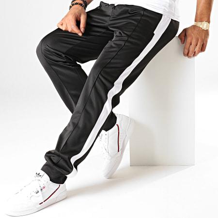 Guess - Pantalon Jogging A Bandes M94B43-K8GT0 Noir