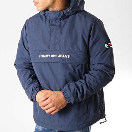Tommy Hilfiger Jeans - Veste Outdoor Padded Popover 7121 Bleu Marine
