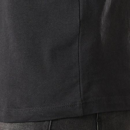 Jack And Jones - Tee Shirt Slim Legend Noir