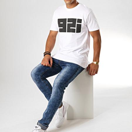 92i - Tee Shirt 92i Big Blanc