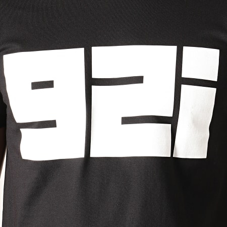 92i - Tee Shirt 92i Big Noir
