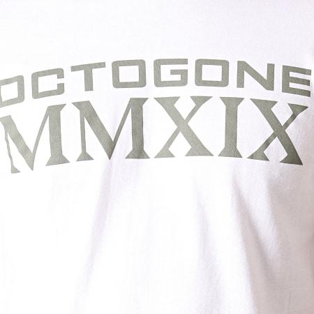 92i - Tee Shirt Octogone Blanc