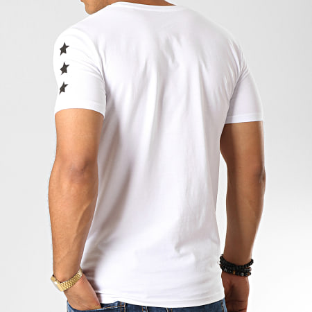 Batman - Tee Shirt USA Blanc