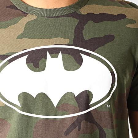 Batman - Tee Shirt Logo Camo