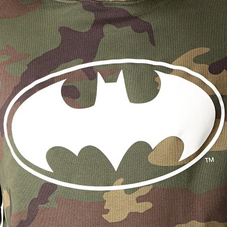 Batman - Sweat Capuche Logo Camo