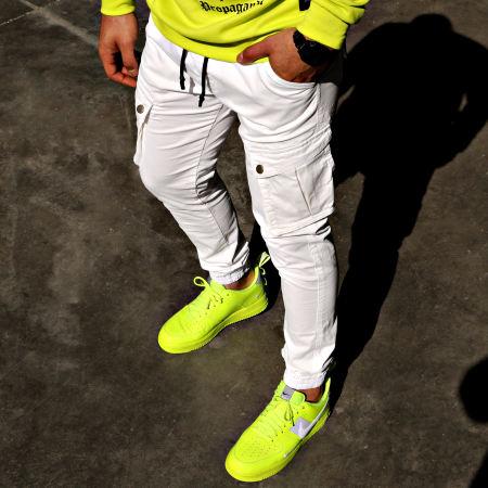 LBO - Jogger Pant Jumbo Blanc