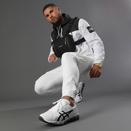 LBO - Jogger Pant Skinny Jumbo Blanc